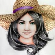 Girlinthecap