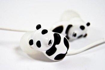słuchawki panda! ;d