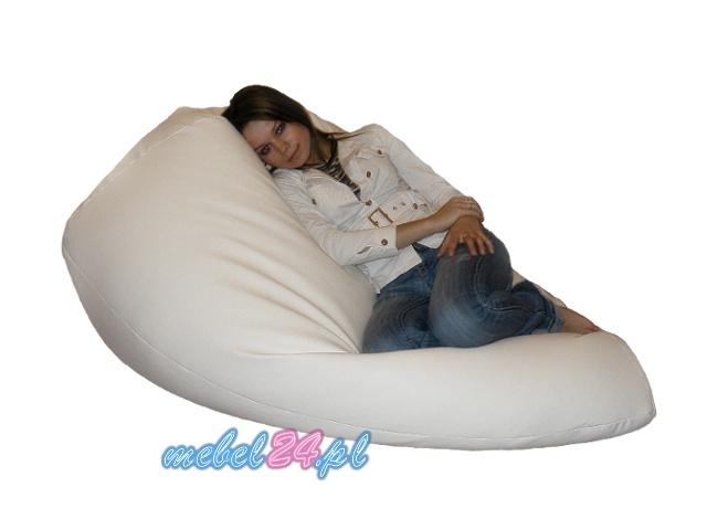 wielki fotel relaksacyjny FUNNY XXXL - wygodne siedzisko