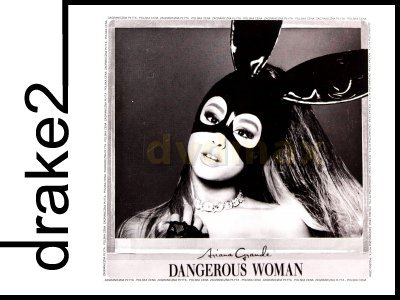 ARIANA GRANDE: DANGEROUS WOMAN (PL) [CD]