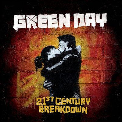 Płyta Green Day 21st century breakdown