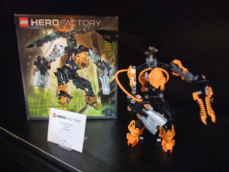 Bionicle Hero Factory (Rotor)