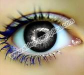 soczewki kontaktowe czarne