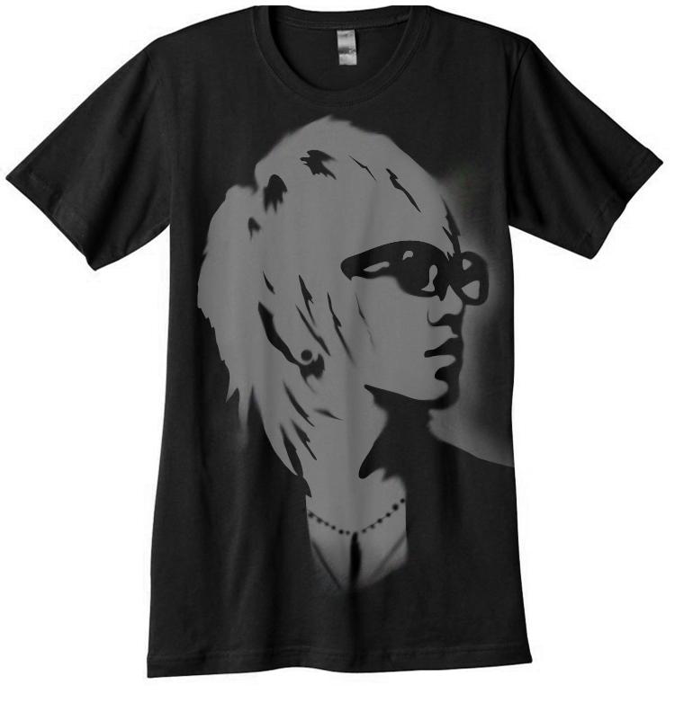 T-shirt Ruki The Gazette