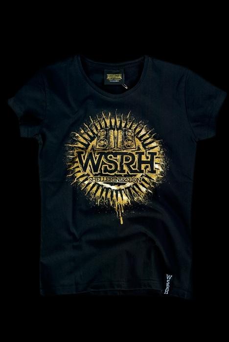 WSRH-Słońce T-shirt Black Girl