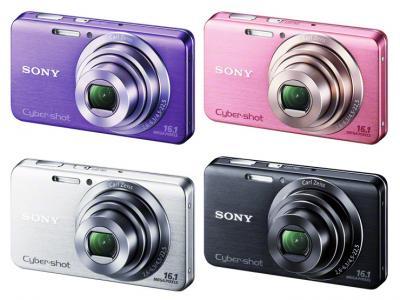 SONY DSC-W630 16MPix filmy HD menuPL NOWOŚĆ 2012