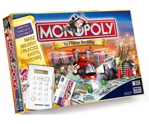 Monopoly tu i teraz banking
