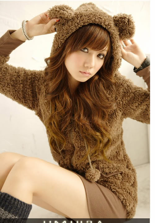 Bluza Miś Japan Style ^^