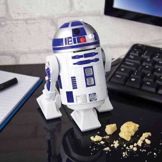 R2-D2 Odkurzacz na biurko