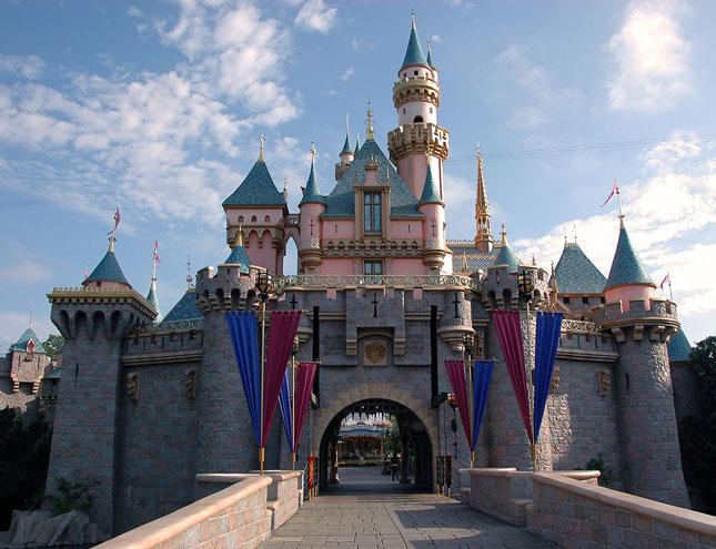 Darmowy wyjazd do Disneylandu