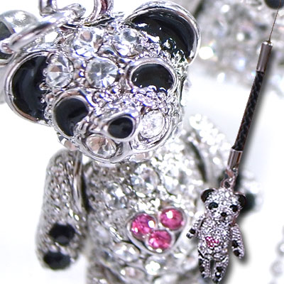 Swarovski Jewelry Mini Shining Panda