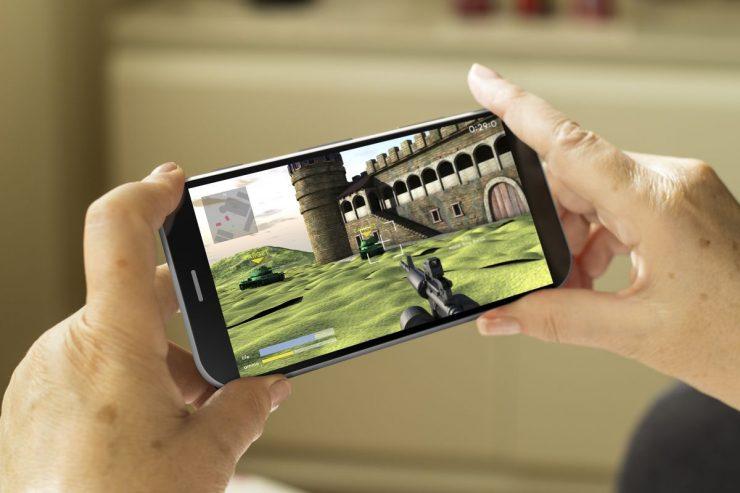 Najlepszy telefon do gier