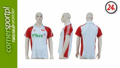Koszulka siatkarska Adidas Polska PLUS - 180cm (M)
