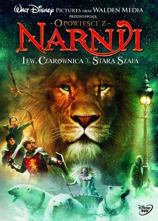 Opowieści z Narnii: Lew, czarownica i stara szafa DVD