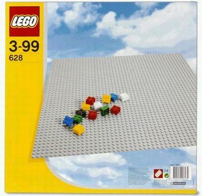 LEGO CREATOR 626 Płytka konstrukcyjna - dowolny kolor