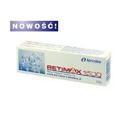 Farmina, Retimax 1500, Maść ochronna z witaminą A