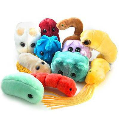 Pluszowe mikroby cz. 2