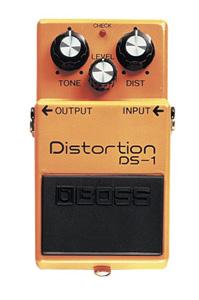 Efekt gitarowy Distortion BOSS DS-1