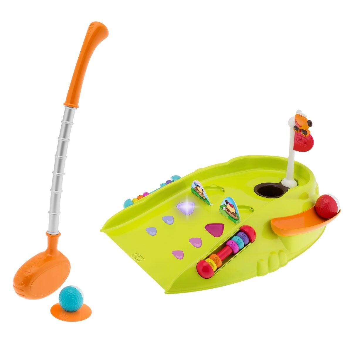 Minigolf dla dzieci