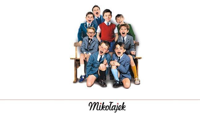Bilet do kina na film Mikołajek