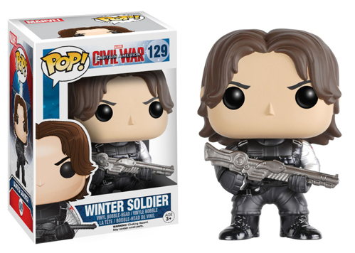 Funko Pop Winter Soldier