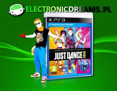 JUST DANCE 2014 PS3 MOVE NAJNOWSZA SKLEP ED W-WA