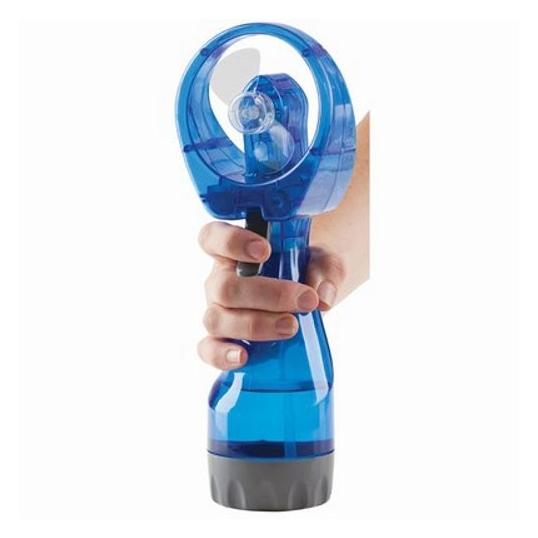 Wentylator ze sprayem wodnym