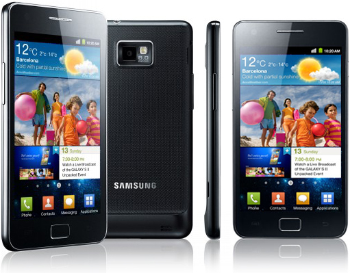 Samsung Galaxy SII  32GB