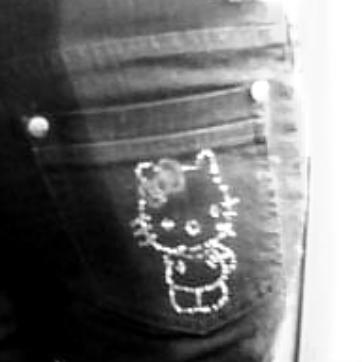 Hello Kitty Spodnie