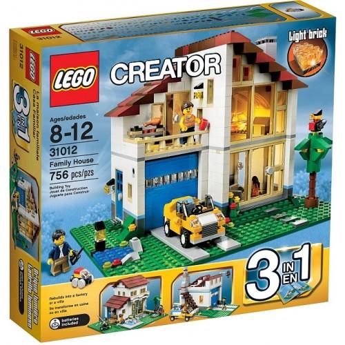 Lego Creator 31012 Dom Rodzinny