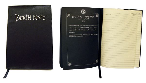 Notes Death Note