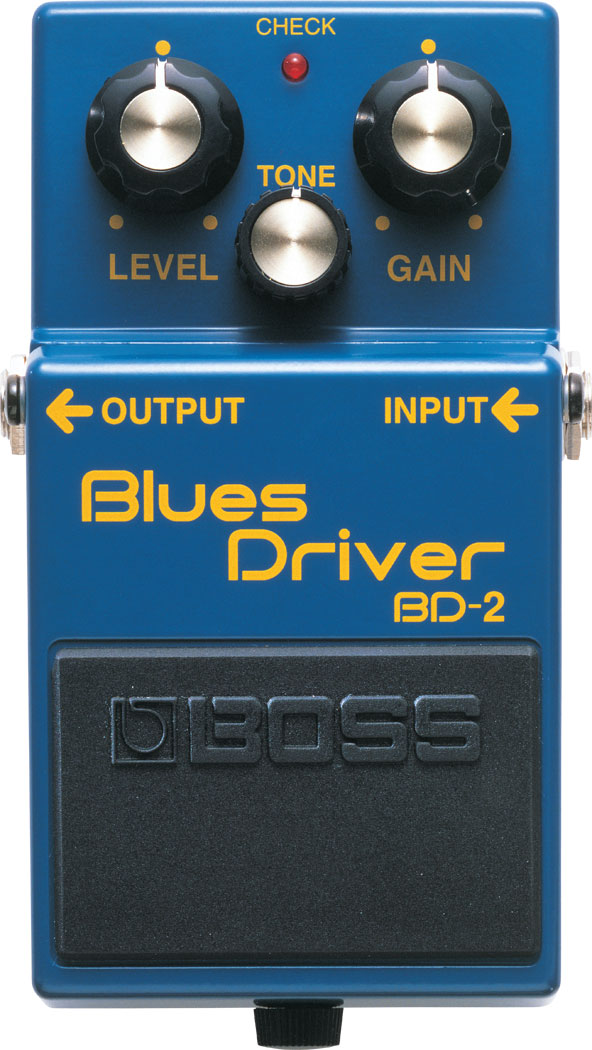 Boss BD-2: Blues Driver