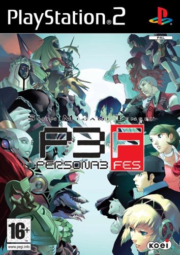 Persona 3 - Gra na PlayStation 2