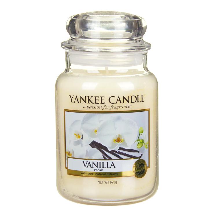 Świeca YANKEE CANDLE Wanilia
