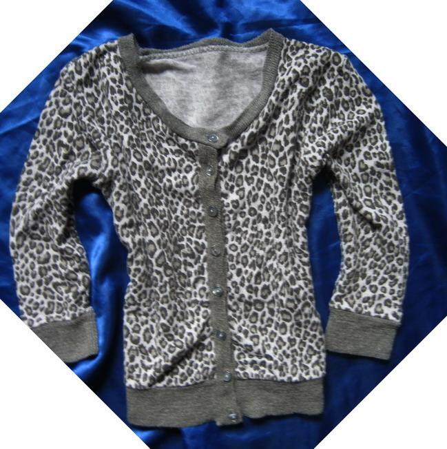 Amosphere sweterek w panterkę