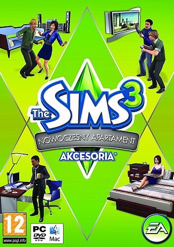 The Sims 3:Nowoczesny apartament