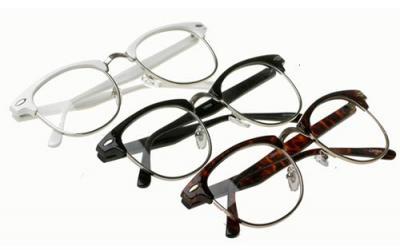 Okulary clubmaster