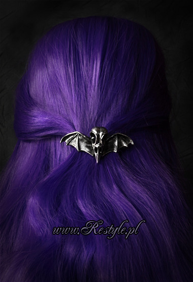 Gotycka Spinka do włosów