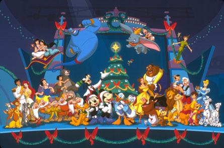 Wszystkie bajki Disney'a