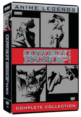 Cowboy Bebop Remix: The Complete Collection