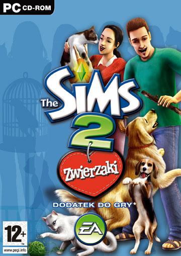 sims 2 zwierzaki