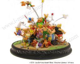 Figurka Walka Asterix