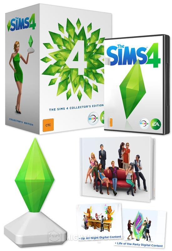 The Sims 4 Edycja Kolekcjonerska