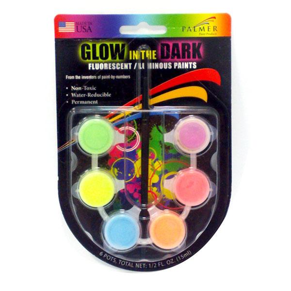 Farby fluorescencyjno - luminescencyjne