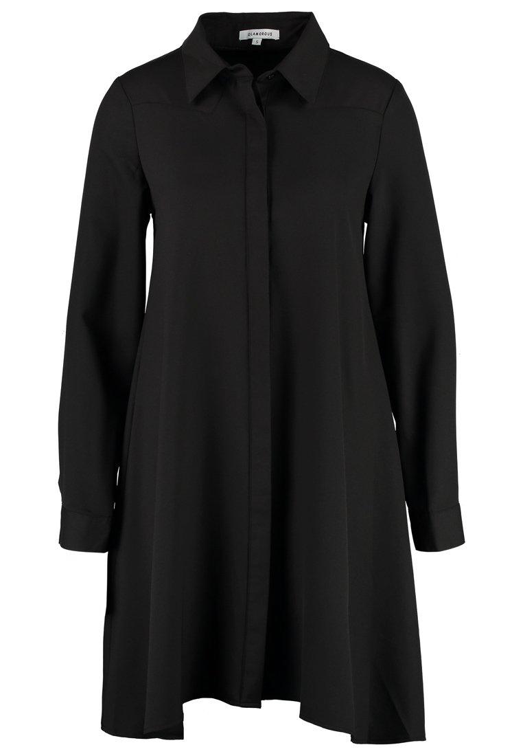 Glamorous Sukienka koszulowa - czarna