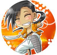 Przypinka Full Metal Alchemist: Ling Yao 2
