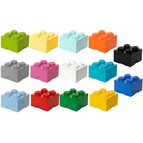 Lego Pojemnik 4 Na Zabawki Klocek