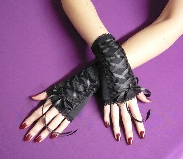 Gorsetowe rękawki