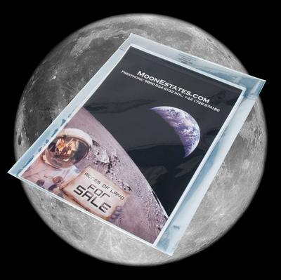 Działka na Księżycu