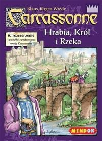 Carcassonne: 6. dodatek - Hrabia, król i rzeka